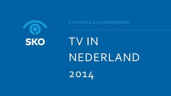 SPOT SKO publiceert trendrapport TV in Nederland 2014