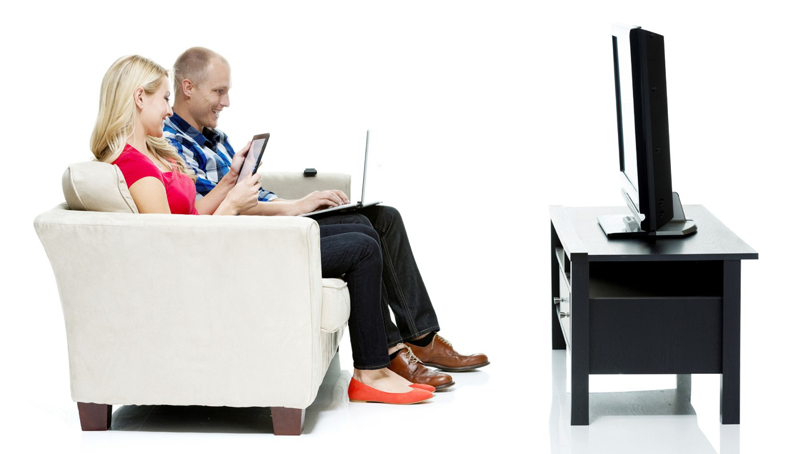 SPOT Meer online aankopen dankzij multitaskers