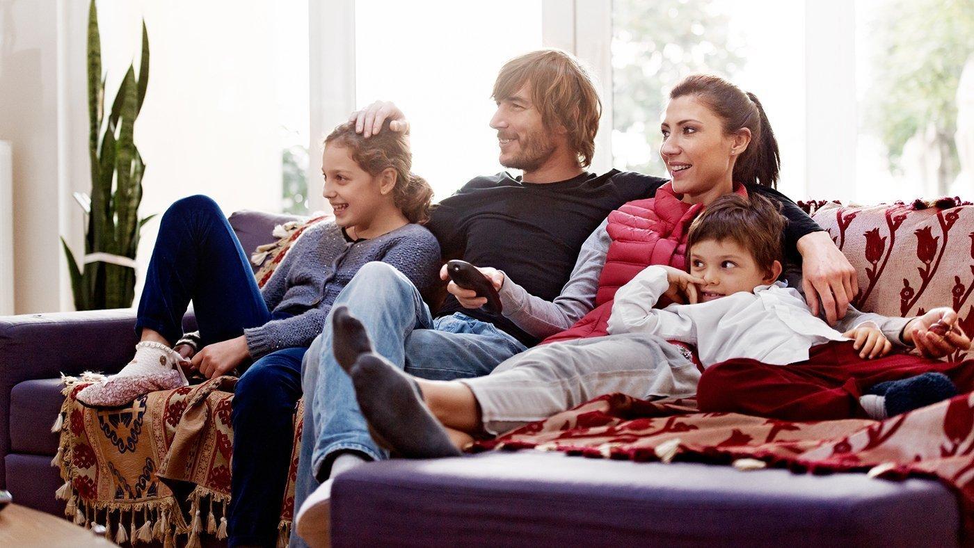 SPOT Van alle videotijd besteden jongeren het meest aan TV