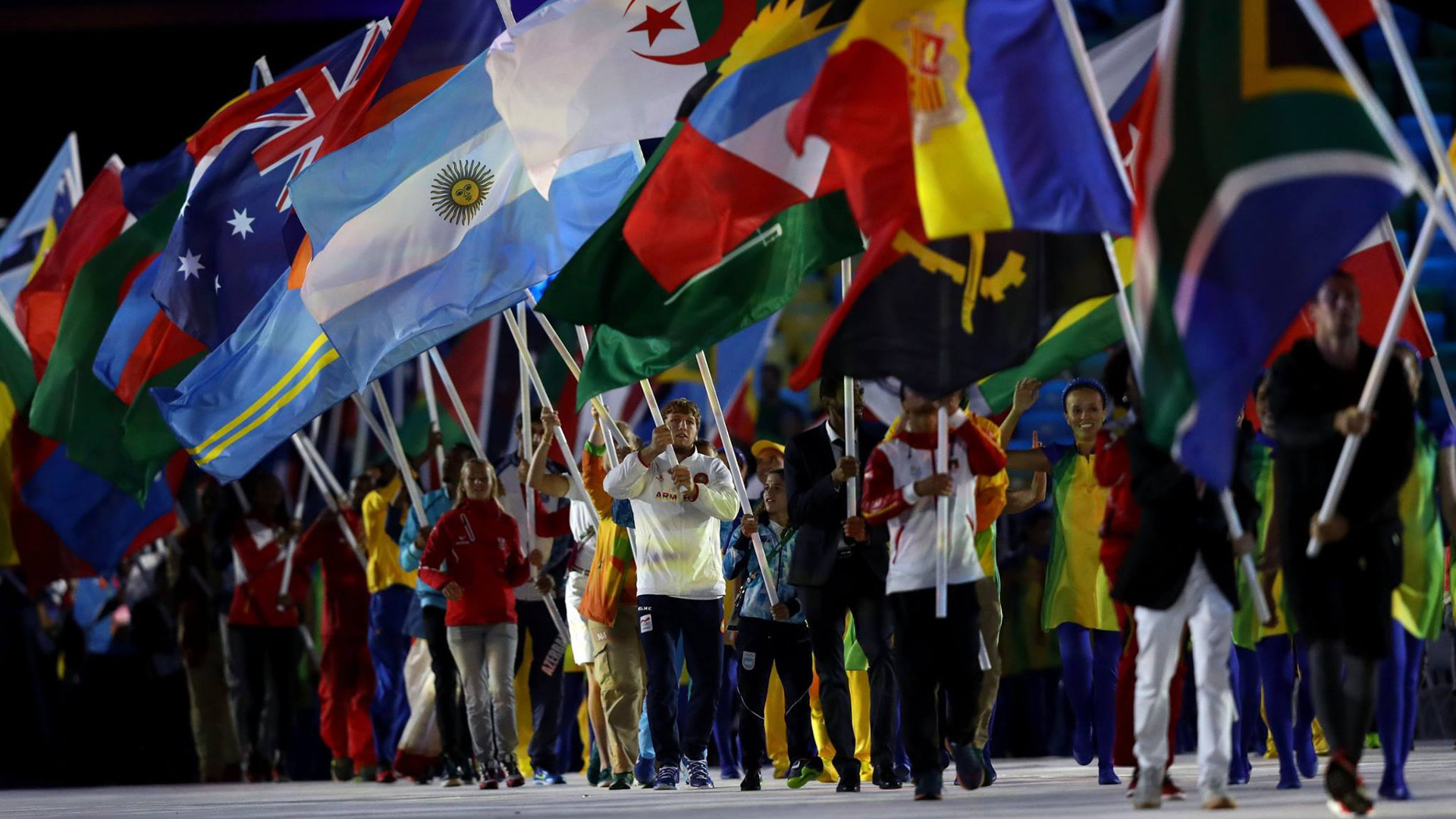 Screenforce TV pakt opnieuw goed in RIO