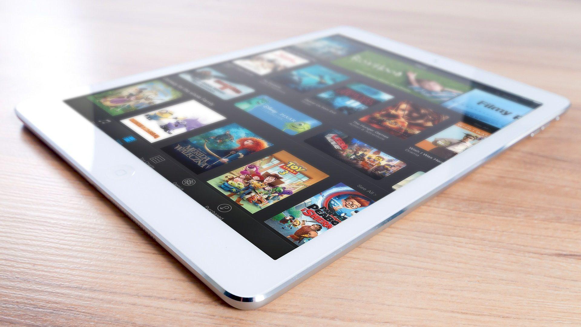 Fusiedata TV online Mediaview - tablet