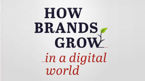 How brand grow in a digital world