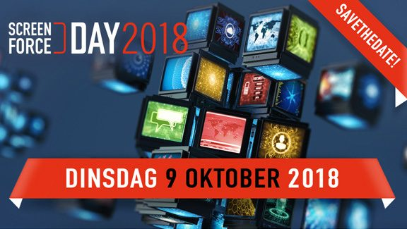 Screenforce Day 2018 - Save the date