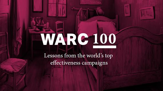 Warc Top 100 - Lessen uit de meest effectieve campagnes in de wereld
