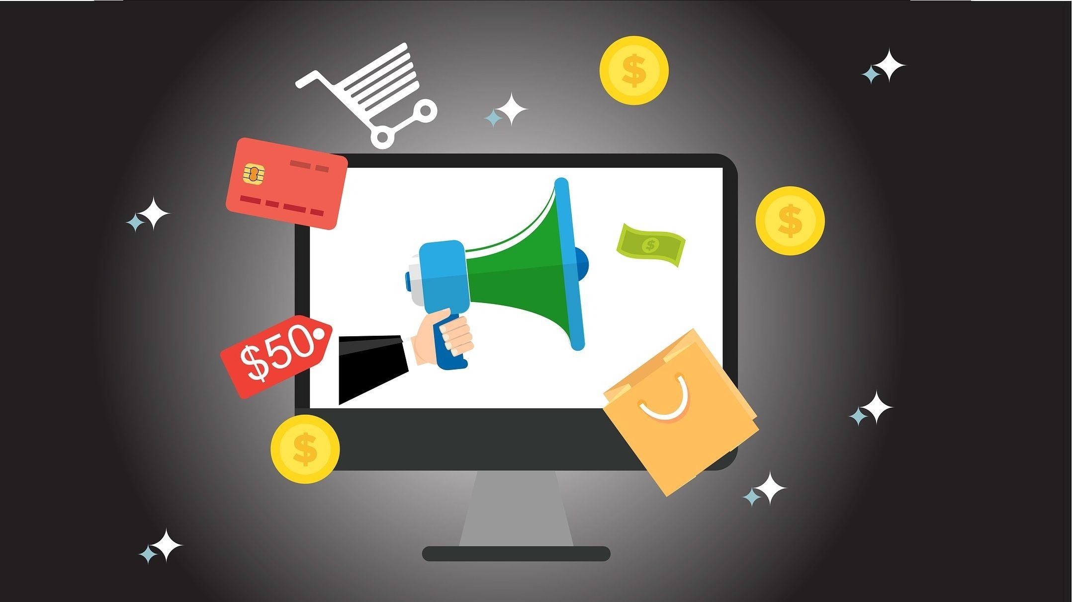 Wereldwijd investeren e-commerce bedrijven steeds meer in TV